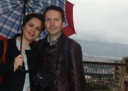 "Ahmadreza Djalali's Wife: My Husband Was ""Framed"" For Refusing to Spy for Iran"