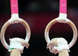 10-Year-Old Iranian Gymnast Caught Up in Hijab Controversy