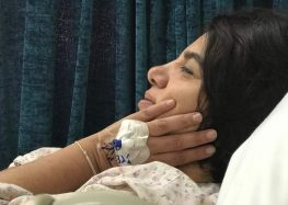 Iranian Canadian's Widow Maryam Mombeini Hospitalized Two Months After Being Banned From Leaving Iran