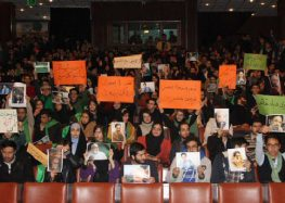 Students Plead with Rouhani to Release Political Prisoners