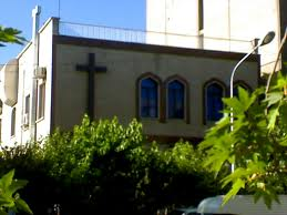 Central Assembly of God Church in Tehran, of which the recently closed Jannat Abad church operated as a branch. Credit: The Farsi Chrisitan News Network