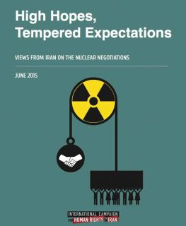 High Hopes, Tempered Expectations: Views from Iran on the Nuclear Negotiations