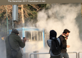 Iran's Suppression of December 2017 Unrest Marked by Brutal Violations of Law
