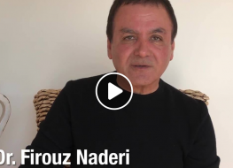 NASA Director Firouz Naderi Calls For Release of Iran's Political Prisoners