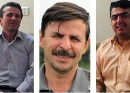 Briefly Freed After Long Hunger Strikes, Three Teachers' Rights Leaders Ordered Back to Prison