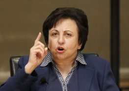 Shirin Ebadi: Iran's 2017 Presidential Hopefuls Have Unacceptable Human Rights Records