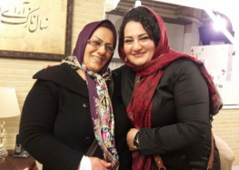 Mother of Ailing Hunger Striker Atena Daemi Assaulted in Front of Evin Prison